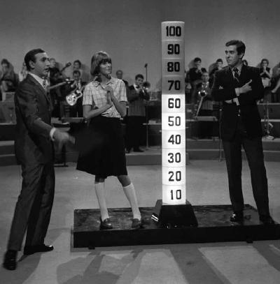 Novecento tv: 'settevoci' (1966), il primo talent show
