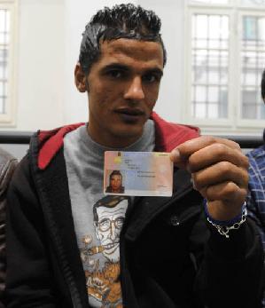Grr news maroni basta tendopoli allarme libia for Questura di roma ufficio immigrazione permesso di soggiorno