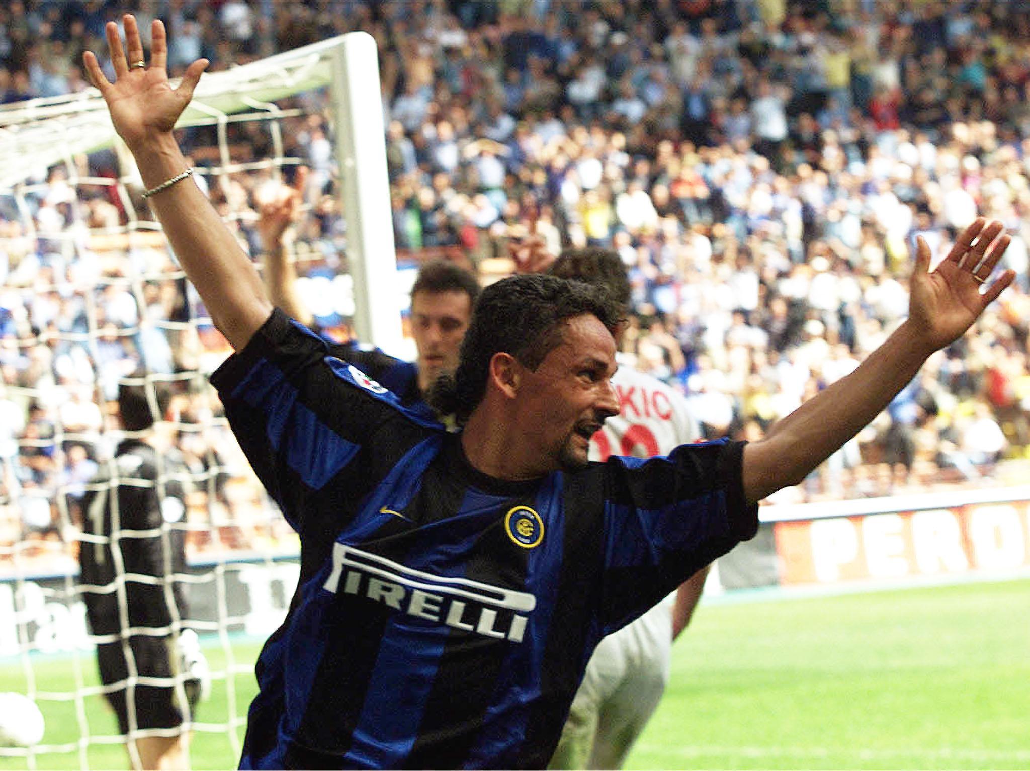 Milan inter quando il derby era il gran gal del calcio - Una porta nel cielo roberto baggio ...