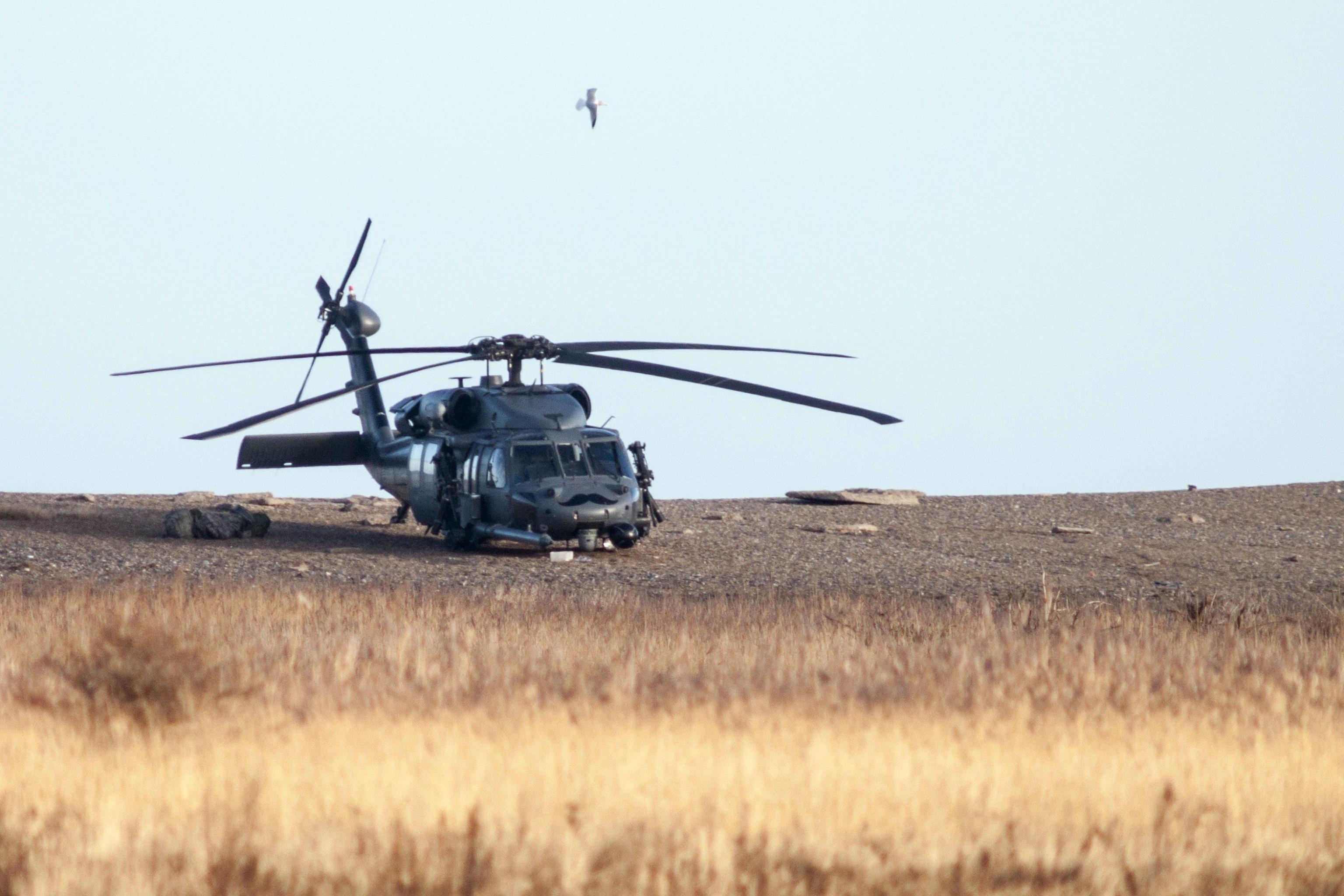 Elicottero Usa : Elicottero usa precipita in gran bretagna photogallery