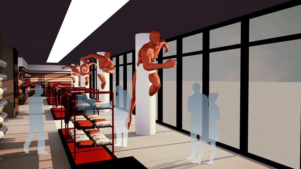 La sala dei trofei un museo un ristorante ecco la nuova for Nuova casa coloniale in inghilterra