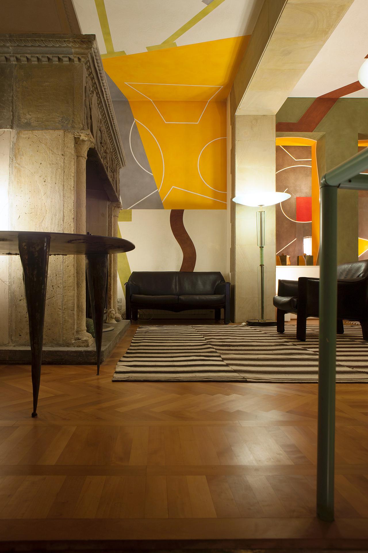 Dove vivono gli architetti ecco le foto delle loro case for Salone veneto del mobile
