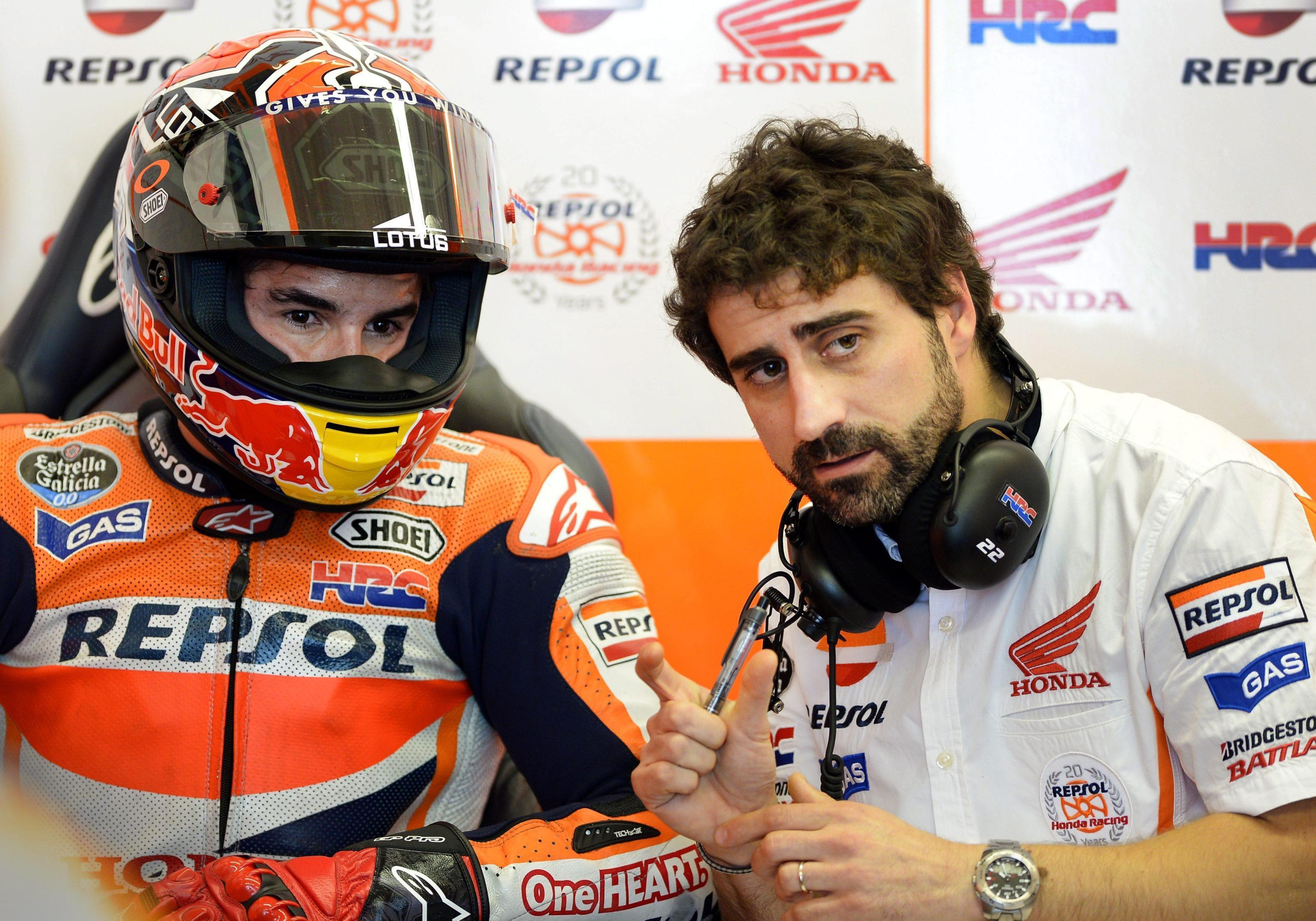 MotoGp, Marquez imprendibile. Le foto di un Week-end da record - Photogallery - Rai News