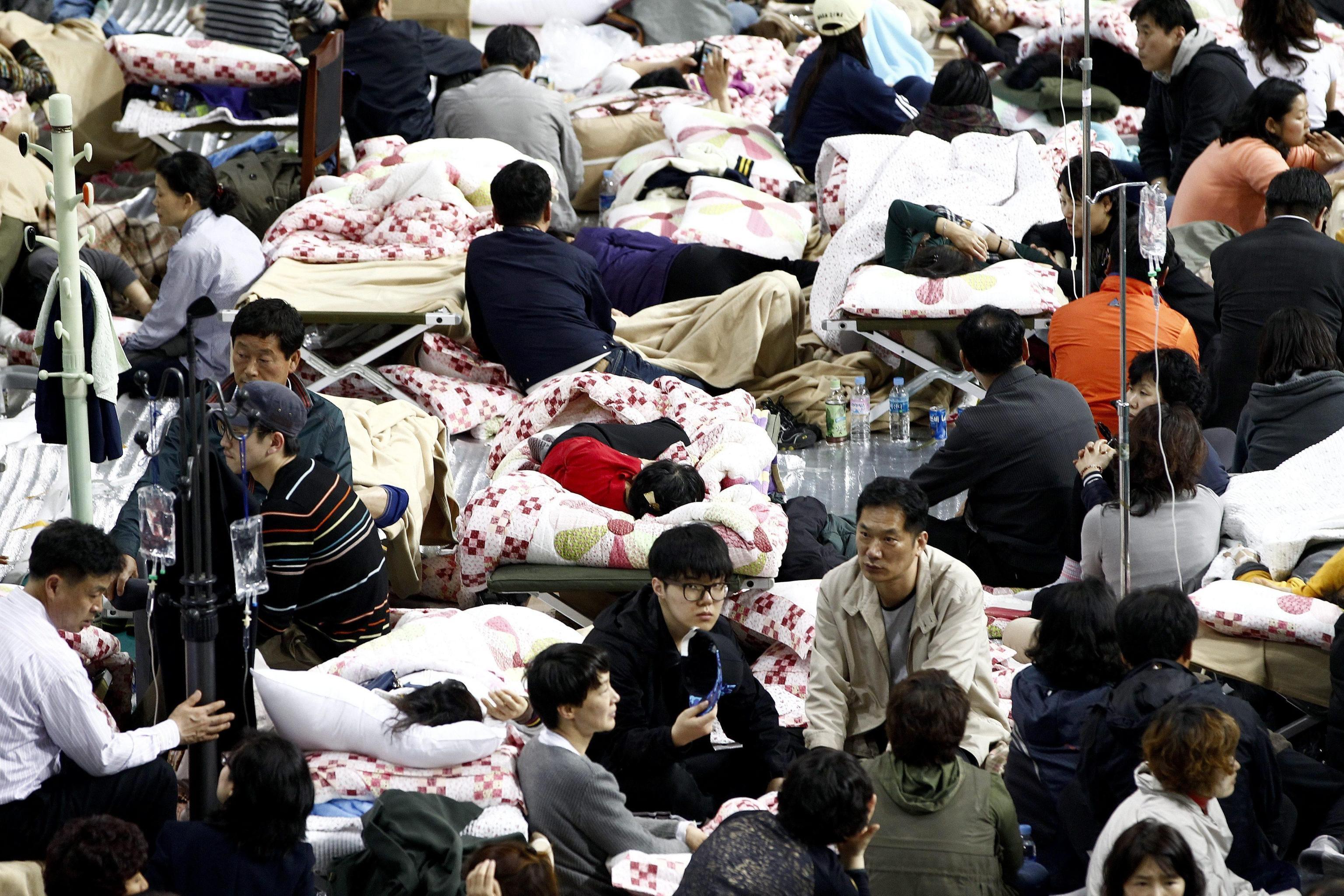 Corea del sud l 39 apprensione delle famiglie dei dispersi for Interno delle piantagioni del sud