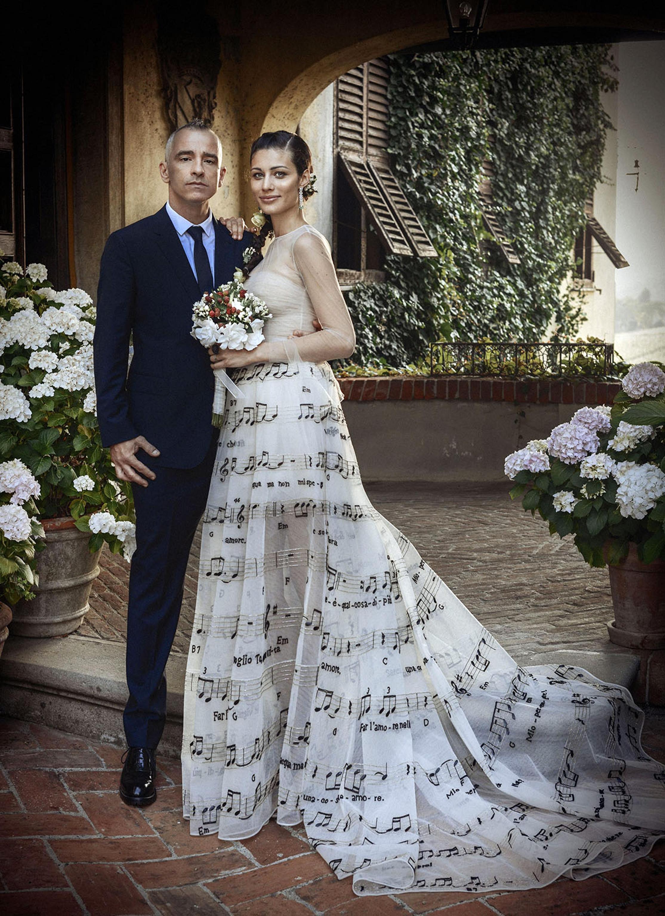Matrimonio In Wedding : Eros ramazzotti e marica le foto del matrimonio anche l