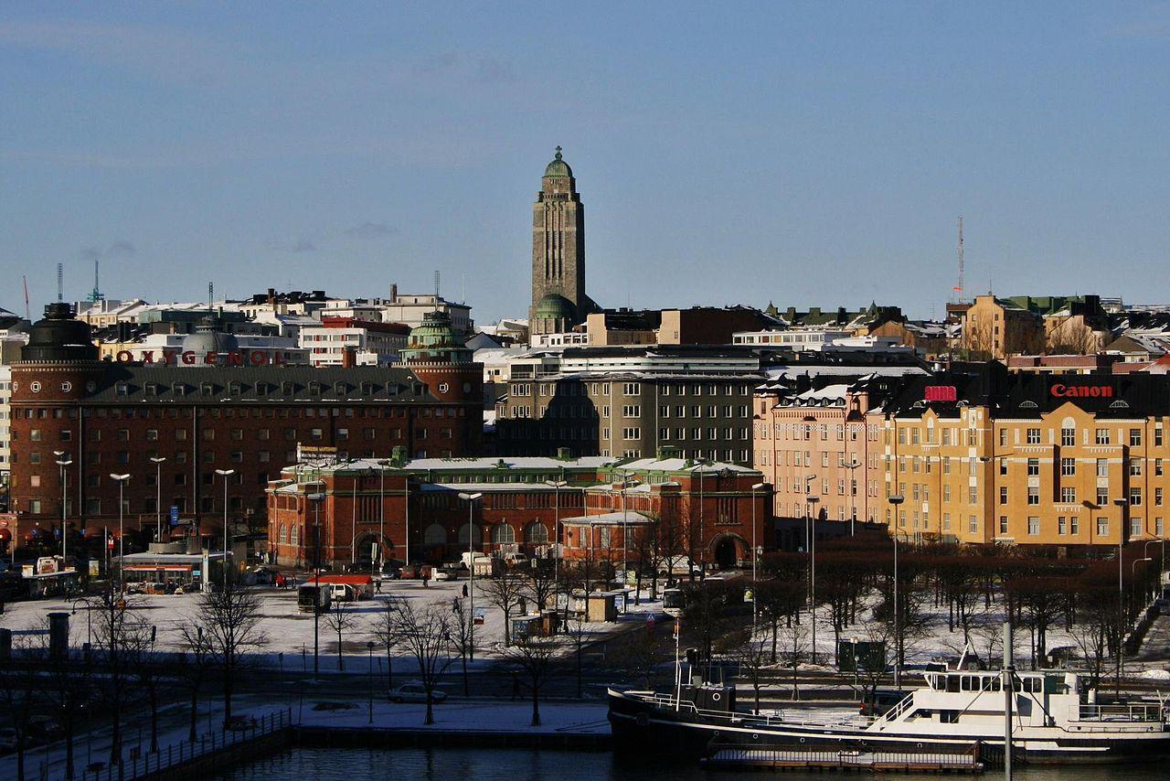 Mobilit sostenibile a helsinki tra dieci anni niente pi for Capitale finlandese