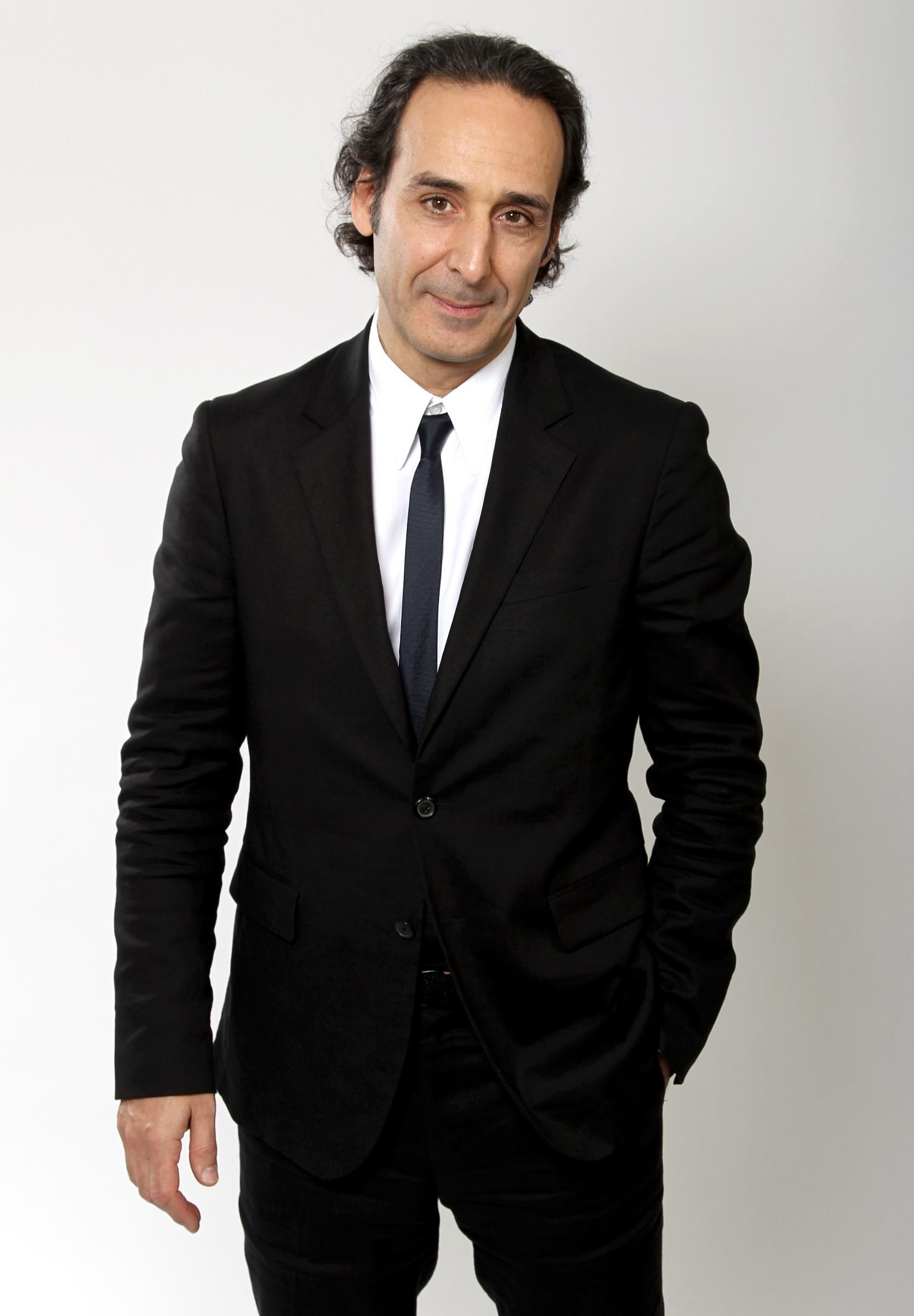 Alexandre Desplat Tour