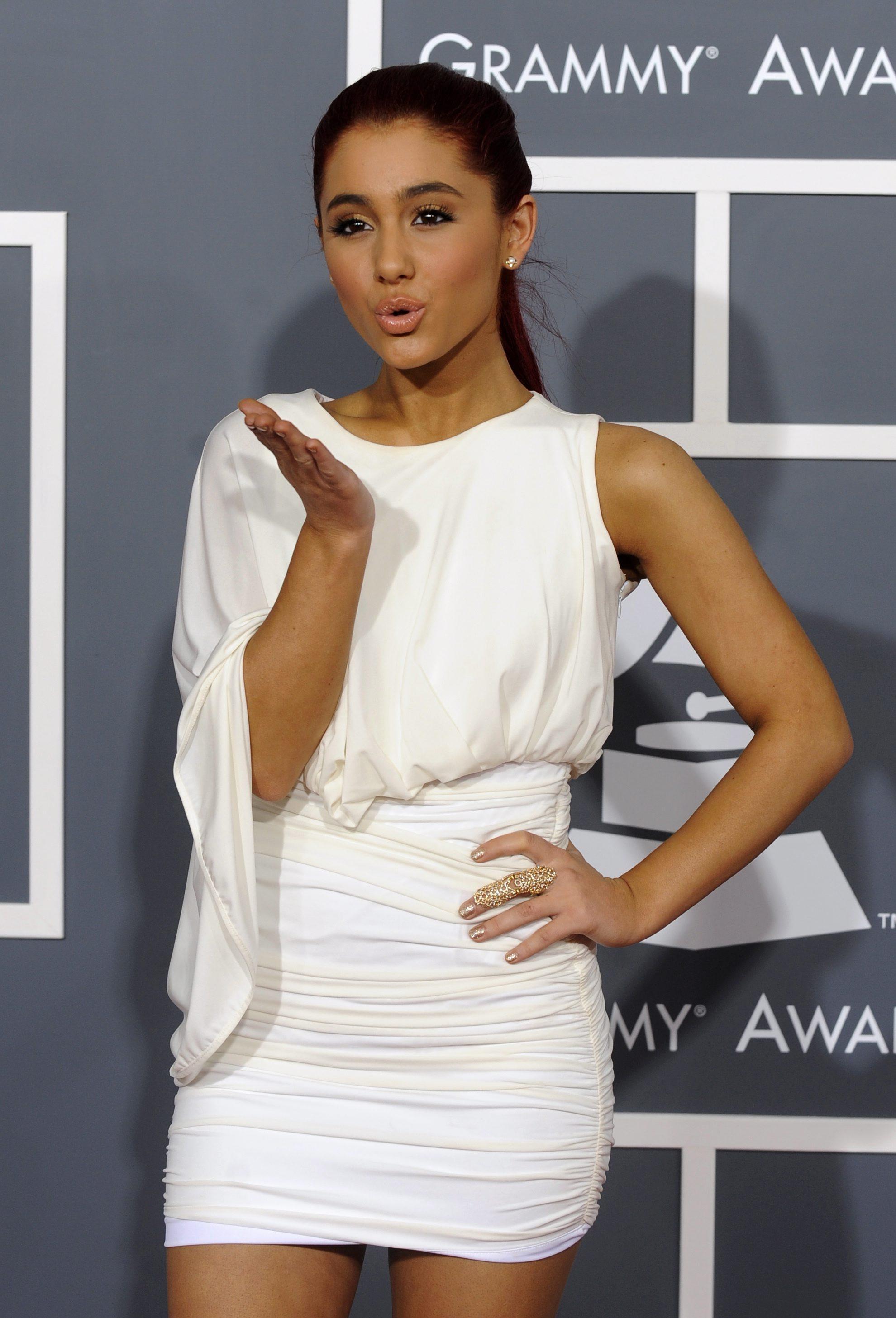 E Grande B Vestito Ariana Il Lato Trasparente Prima Poi x8tBW