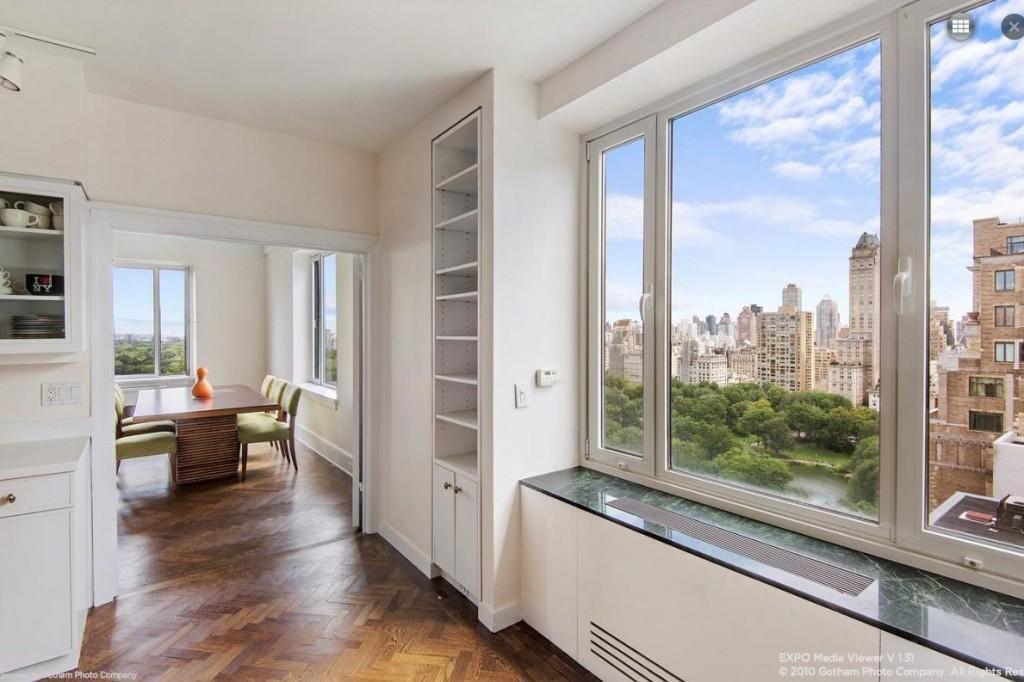 New york pavarotti in vendita l 39 appartamento su central for Case in vendita new york manhattan