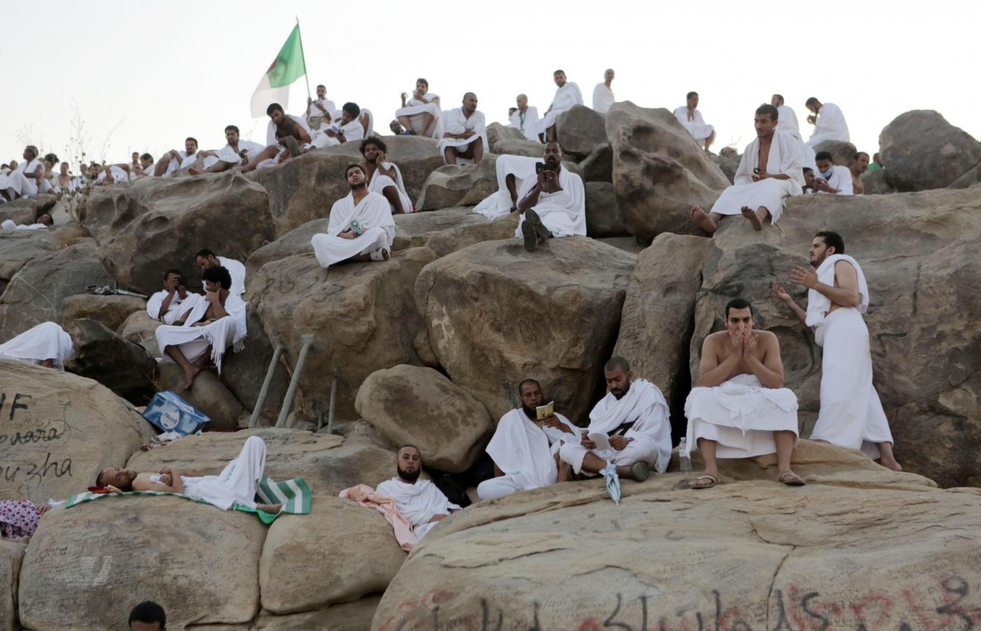 La mecca arabia saudita pellegrinaggio islamico dell for La capitale dell arabia saudita
