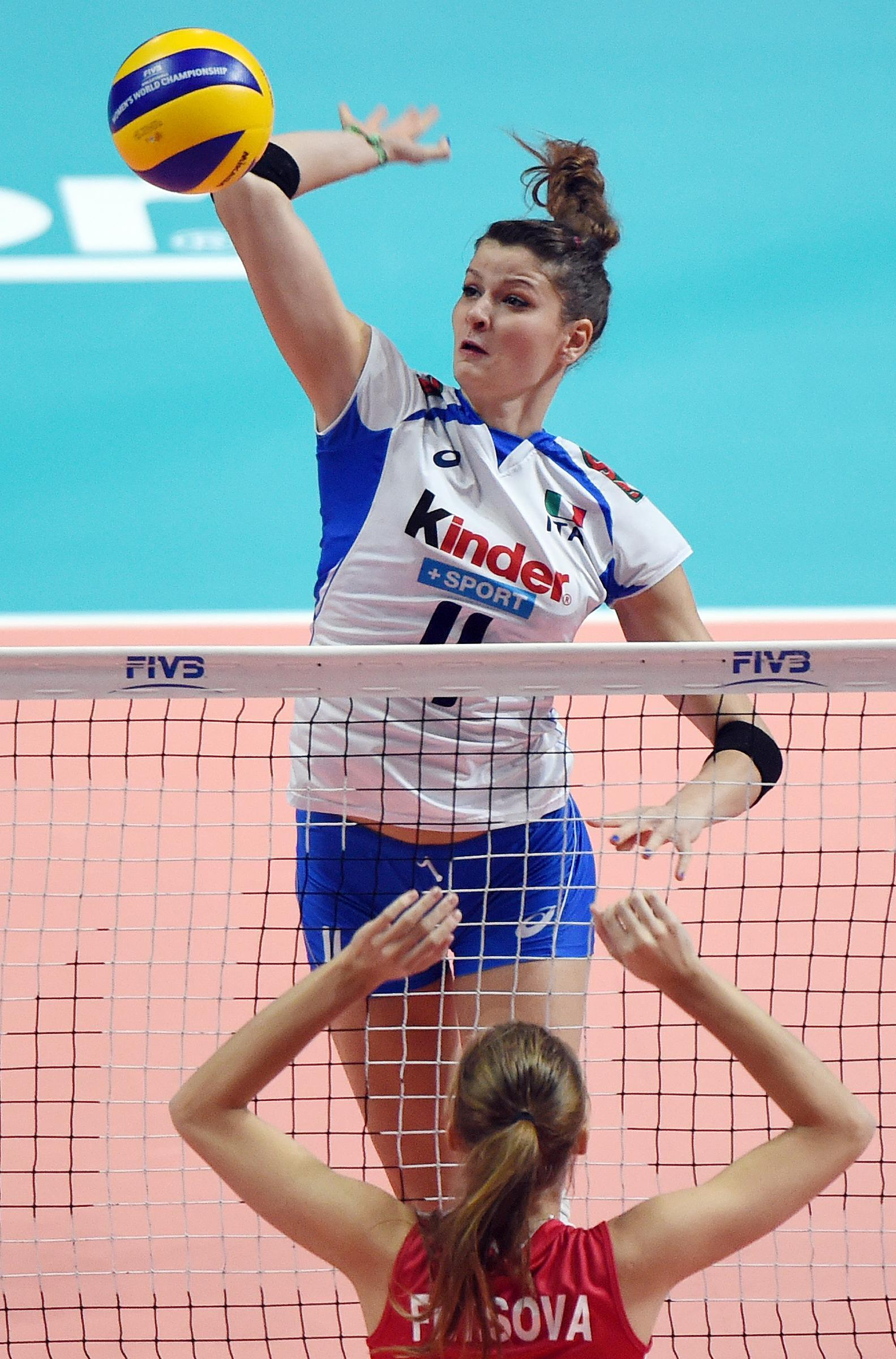 italia russia volley femminile oggi - photo #13