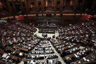 Riforme premier non ha ascoltato gli interventi delle for Camera dei deputati tv
