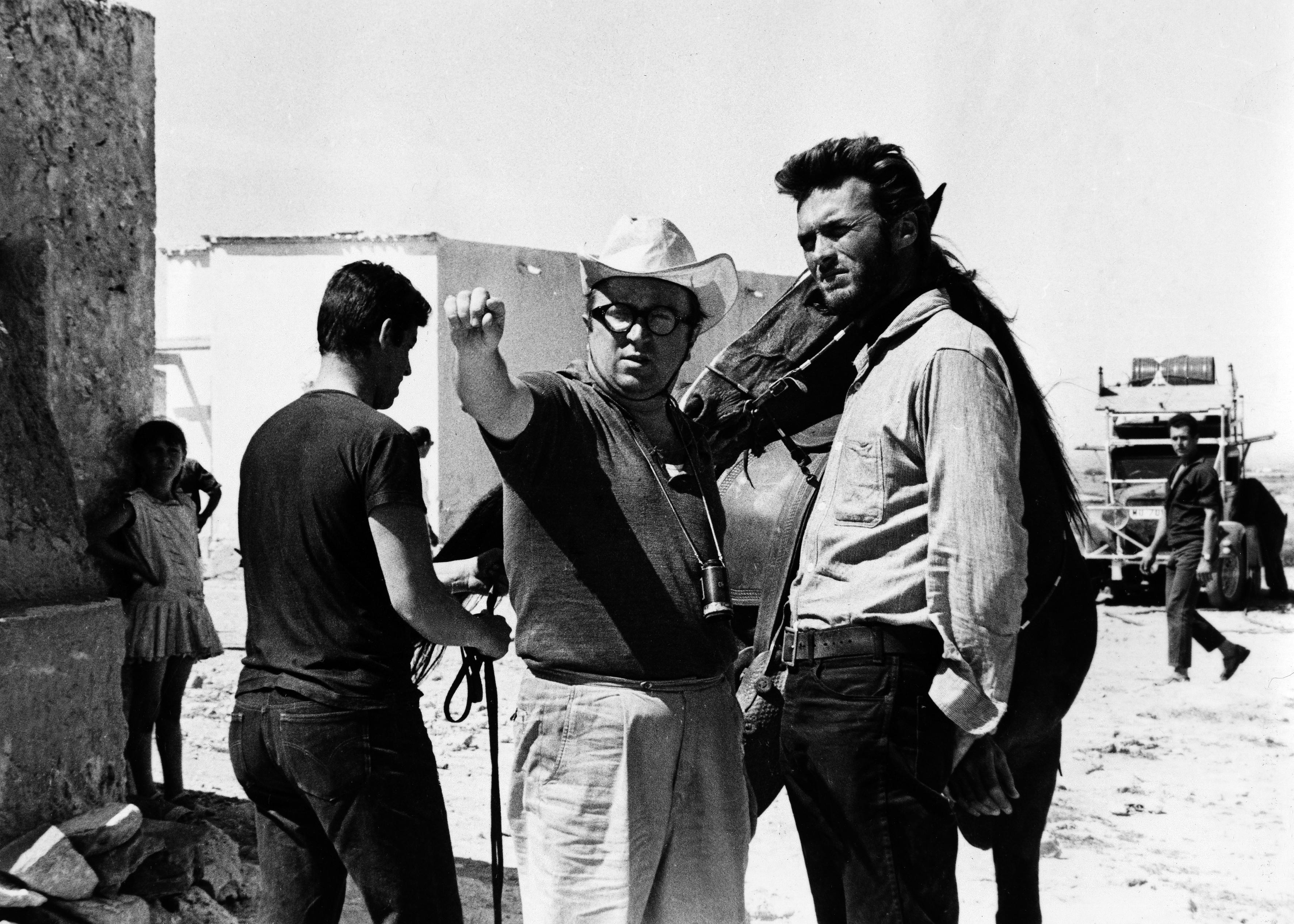 Il 3 gennaio 1929 nasceva Sergio Leone, il regista del ...