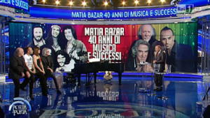 Video rai tv porta a porta 2014 2015 musica 40 anni - Porta a porta ospiti stasera ...