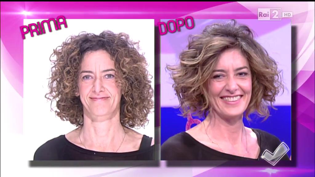 TV - Detto fatto 2015-2016 - Taglio scalato per capelli ricci - Detto fatto  del 19 01 2016 6efc6dbb459b
