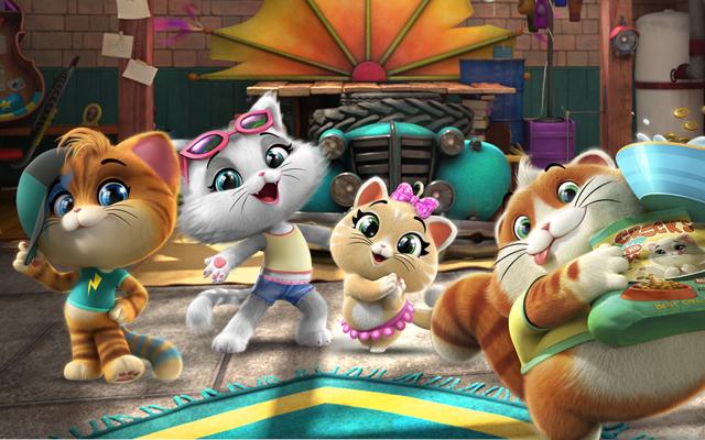 Rai yoyo 44 gatti
