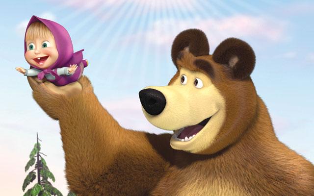 Scaricare video masha e orso italiano da